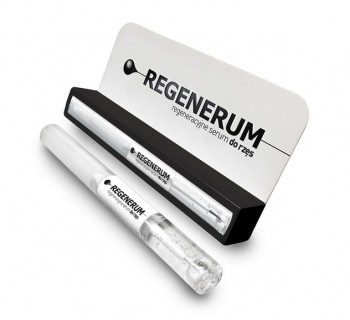 regeneracyjne serum do rzęs regenerum